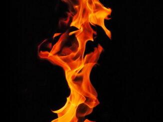 förbränning